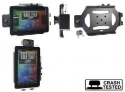 Support voiture  Brodit HTC Flyer  antivol - Support passif avec rotule. 2 clefs. Réf 539265