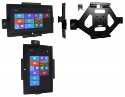 Support voiture  Brodit Microsoft Surface  antivol - Support passif avec rotule. 2 clefs. Réf 539446