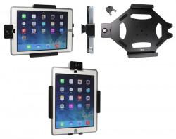 Support voiture  Brodit Apple iPad Air  antivol - Support passif avec rotule. 2 clefs. Pour les appareils avec étui  étui Otterbox Defender (non livré). Réf 539600