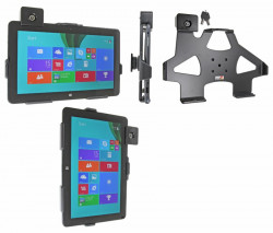 Support voiture  Brodit Dell Venue 11 Pro (Model 5130)  antivol - Support passif avec rotule. 2 clefs. Réf 539614