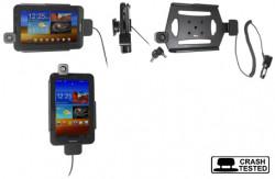 Support voiture  Brodit Samsung Galaxy Tab 2 7.0  antivol - Support actif avec cig-plug et pivotant. 2 clefs. Réf 535392