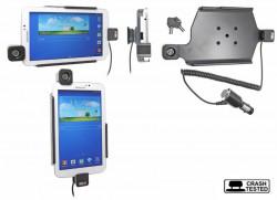 Support voiture  Brodit Samsung Galaxy Tab 3 7.0 SM-T2100  antivol - Support actif avec cig-plug et pivotant. 2 clefs. Réf 535543