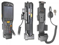 Support voiture  Brodit Motorola MC9500  antivol - Support actif avec rotule et allume-cigare. 2 clefs. Réf 535553