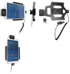 Support voiture  Brodit Samsung Galaxy Tab PRO 8.4 SM-T320  antivol - Support actif avec allume-cigare. Avec rotule. Avec serrure, 2 clés. Réf 535616