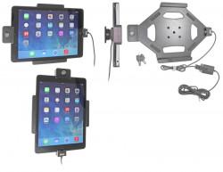Support voiture  Brodit Apple iPad Air  antivol - Support actif pour une installation fixe. Avec rotule. 2 clefs. Réf 536577