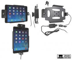 Support voiture  Brodit Apple iPad Mini 3  antivol - Support actif pour une installation fixe, avec rotule. 2 clefs. Réf 536584