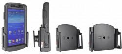 Support réglable. Convient appareils avec et sans étui de dimensions: Larg: 75-89 mm, épaiss.: 12-16 mm. Réf 511484
