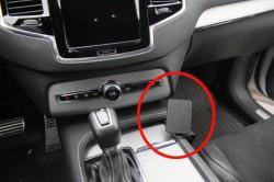 Fixation véhicule Brodit pour Volvo XC90. Réf proclip 835101