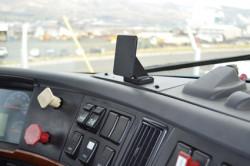 Accessoire de montage pour Volvo séries FH/FM/NH (modèles 2003 - 2007) - Réf 213548