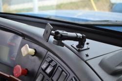 Accessoire de montage pour Volvo séries FH/FM/NH (modèles 2003 - 2007) - Réf 213547